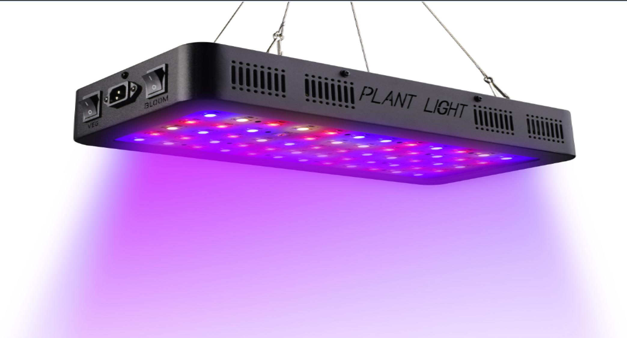 600 Watt Full Spectrum LED Plant Grow Light